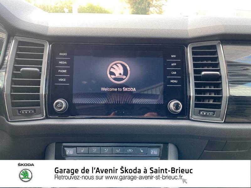 Photo 8 de l'offre de SKODA Kodiaq 2.0 TDI 150 SCR Style DSG Euro6ap 7 places à 37790€ chez Sélection Auto - Volkswagen Saint Brieuc