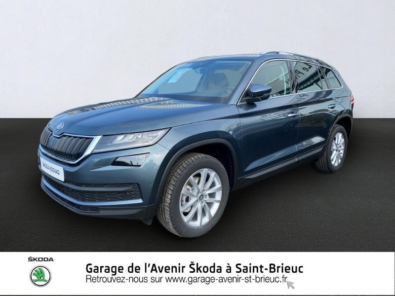 Photo 1 de l'offre de SKODA Kodiaq 2.0 TDI 150 SCR Style DSG Euro6ap 7 places à 37790€ chez Sélection Auto - Volkswagen Saint Brieuc