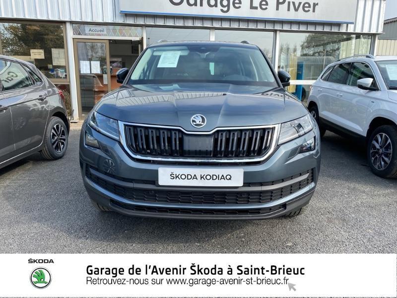 Photo 4 de l'offre de SKODA Kodiaq 2.0 TDI 150 SCR Style DSG Euro6ap 7 places à 37790€ chez Sélection Auto - Volkswagen Saint Brieuc
