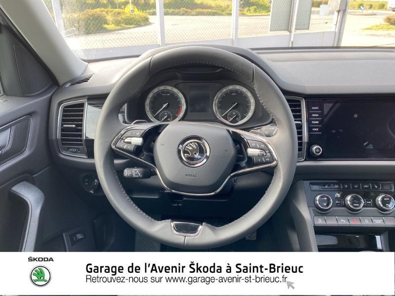 Photo 7 de l'offre de SKODA Kodiaq 2.0 TDI 150 SCR Style DSG Euro6ap 7 places à 37790€ chez Sélection Auto - Volkswagen Saint Brieuc