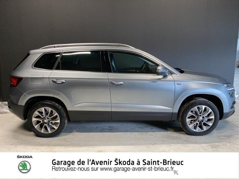 Photo 4 de l'offre de SKODA Karoq 2.0 TDI 116ch SCR CLEVER DSG Euro6d-T à 33290€ chez Sélection Auto - Volkswagen Saint Brieuc