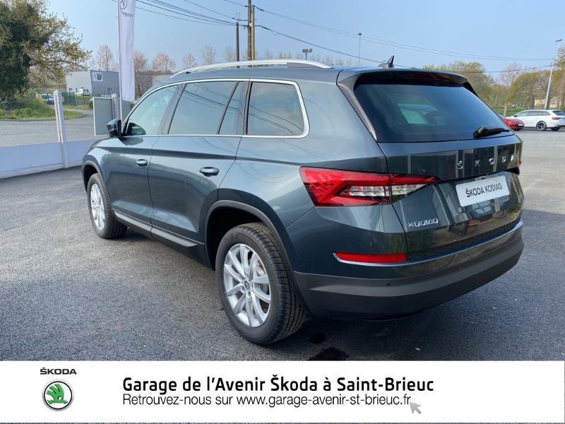 Photo 3 de l'offre de SKODA Kodiaq 2.0 TDI 150 SCR Style DSG Euro6ap 7 places à 37790€ chez Sélection Auto - Volkswagen Saint Brieuc