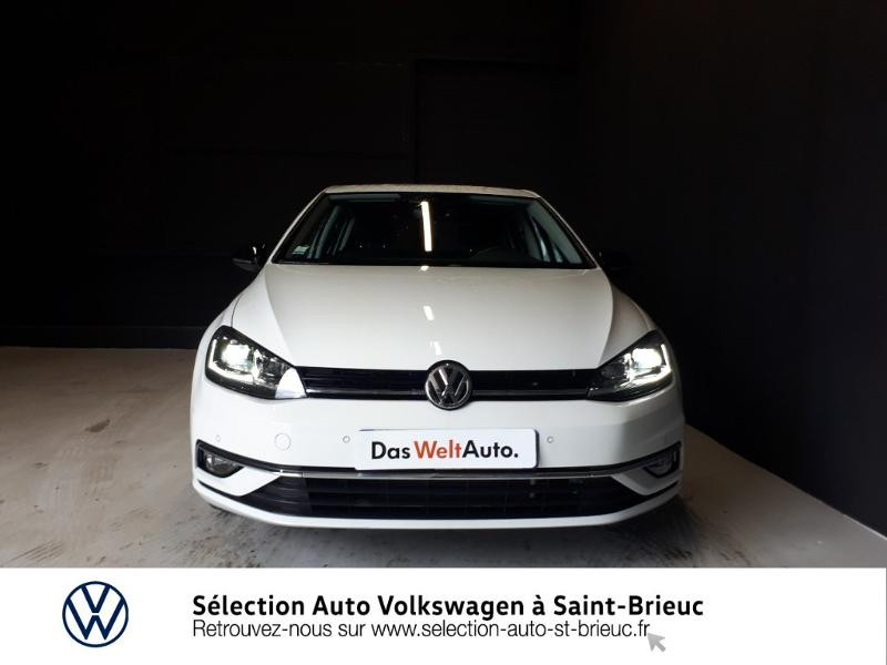 Photo 5 de l'offre de VOLKSWAGEN Golf 1.5 TSI EVO 150ch IQ.Drive DSG7 Euro6d-T 5p à 23890€ chez Garage de l'Avenir - SKODA Saint Brieuc