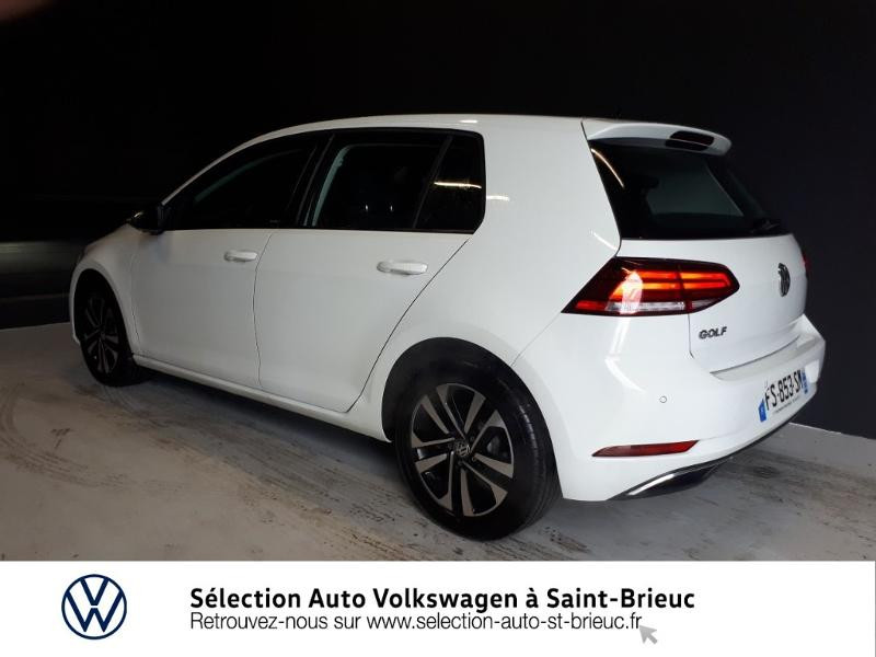 Photo 3 de l'offre de VOLKSWAGEN Golf 1.5 TSI EVO 150ch IQ.Drive DSG7 Euro6d-T 5p à 23890€ chez Garage de l'Avenir - SKODA Saint Brieuc