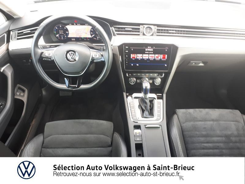 Photo 6 de l'offre de VOLKSWAGEN Passat SW 1.4 TSI 218ch GTE DSG6 à 25890€ chez Garage de l'Avenir - SKODA Saint Brieuc