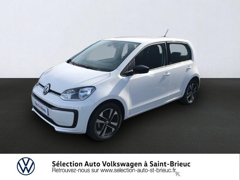 Photo 1 de l'offre de VOLKSWAGEN up! 1.0 60ch BlueMotion Technology IQ.Drive 5p Euro6d-T à 9990€ chez Sélection Auto - Volkswagen Saint Brieuc