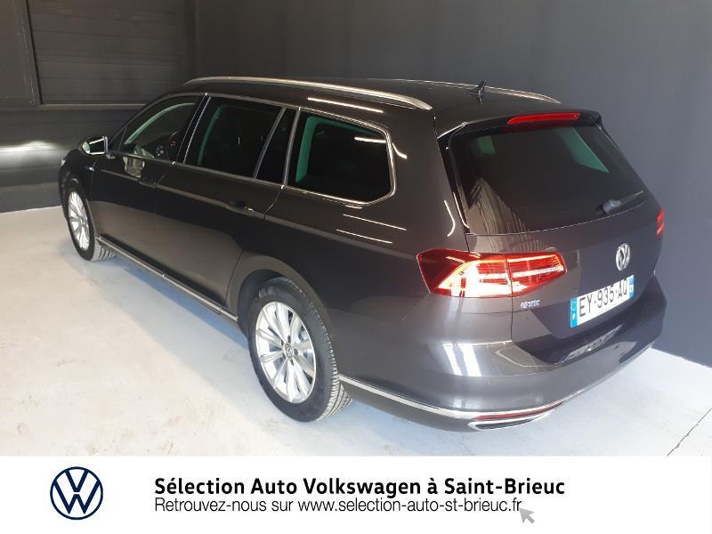 Photo 3 de l'offre de VOLKSWAGEN Passat SW 1.4 TSI 218ch GTE DSG6 à 25890€ chez Garage de l'Avenir - SKODA Saint Brieuc