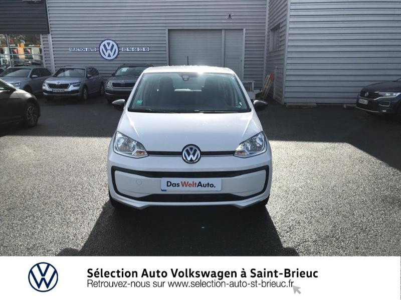 Photo 5 de l'offre de VOLKSWAGEN up! 1.0 60ch BlueMotion Technology IQ.Drive 5p Euro6d-T à 9990€ chez Sélection Auto - Volkswagen Saint Brieuc