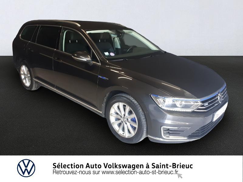 Volkswagen Passat SW 1.4 TSI 218ch GTE DSG6 Hybride GRIS MANGANESE METAL Occasion à vendre