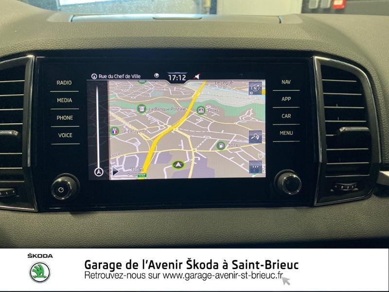 Photo 7 de l'offre de SKODA Karoq 1.6 TDI 116ch SCR Drive DSG Euro6d-T à 32490€ chez Garage de l'Avenir - SKODA Saint Brieuc