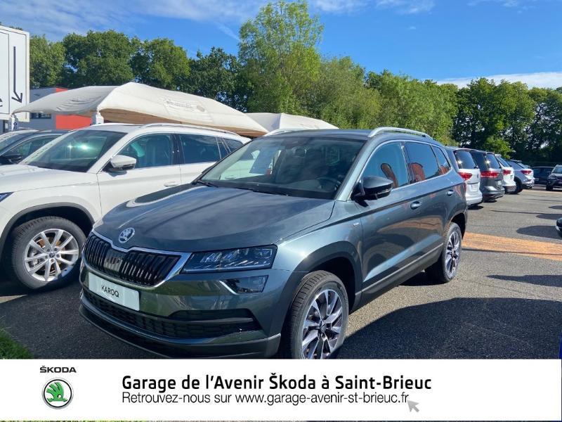 Photo 1 de l'offre de SKODA Karoq 1.6 TDI 116ch SCR Drive DSG Euro6d-T à 32490€ chez Garage de l'Avenir - SKODA Saint Brieuc