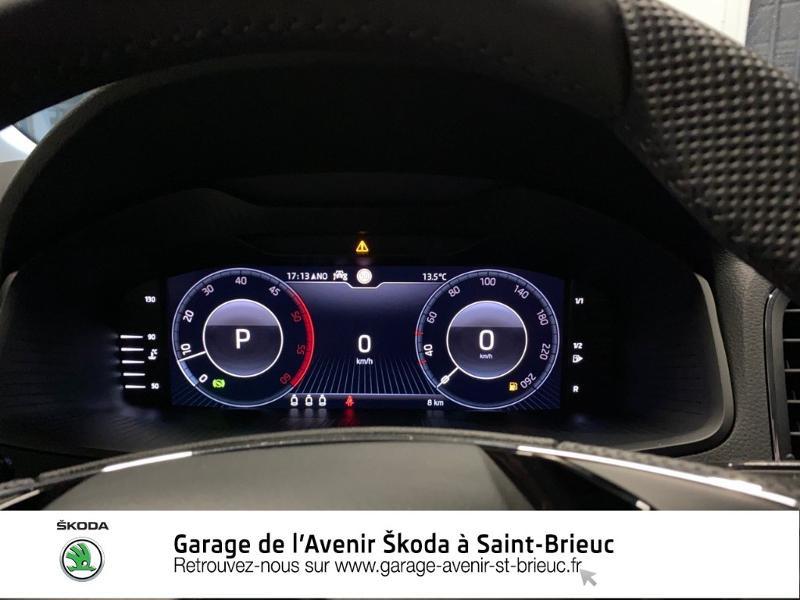 Photo 8 de l'offre de SKODA Karoq 1.6 TDI 116ch SCR Drive DSG Euro6d-T à 32490€ chez Garage de l'Avenir - SKODA Saint Brieuc