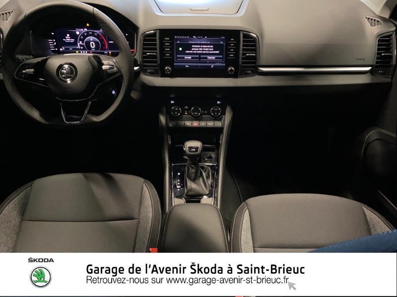 Photo 5 de l'offre de SKODA Karoq 1.6 TDI 116ch SCR Drive DSG Euro6d-T à 32490€ chez Garage de l'Avenir - SKODA Saint Brieuc