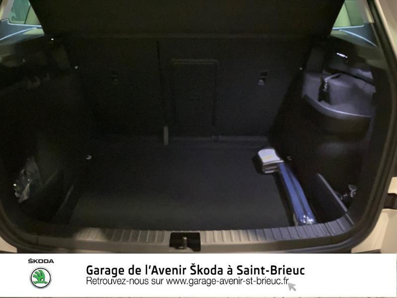 Photo 11 de l'offre de SKODA Karoq 1.6 TDI 116ch SCR Drive DSG Euro6d-T à 32490€ chez Garage de l'Avenir - SKODA Saint Brieuc