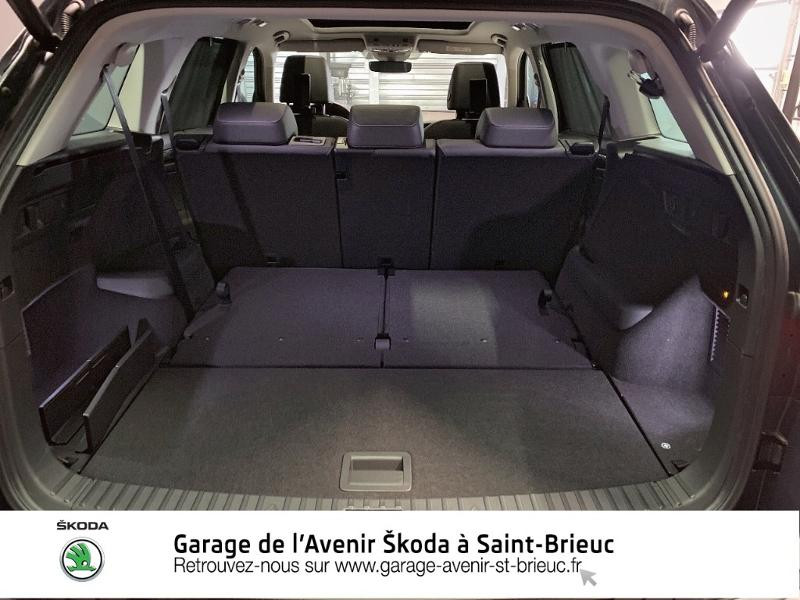 Photo 10 de l'offre de SKODA Kodiaq 2.0 TDI 150 SCR Style DSG Euro6ap 7 places à 37690€ chez Garage de l'Avenir - SKODA Saint Brieuc