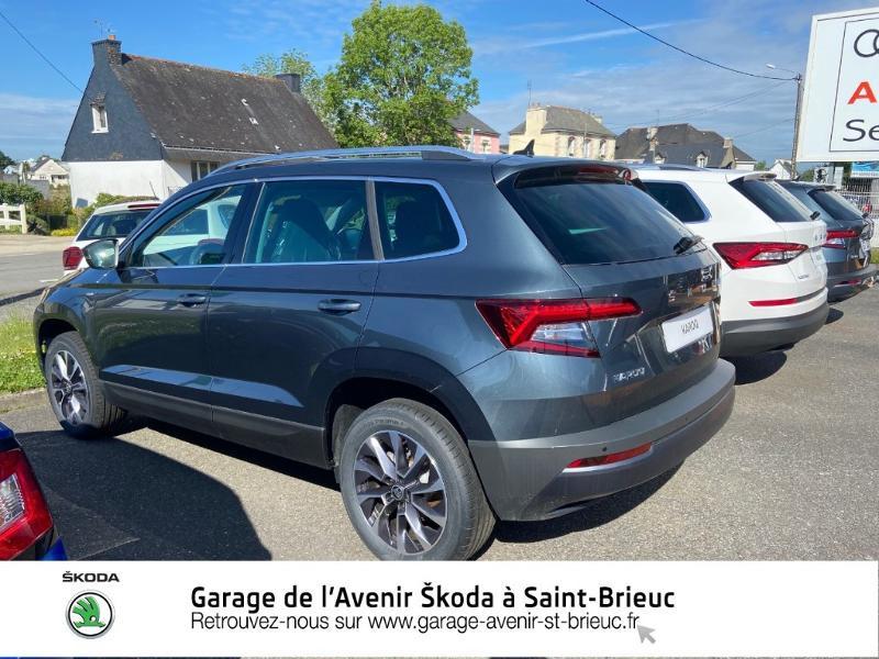 Photo 2 de l'offre de SKODA Karoq 1.6 TDI 116ch SCR Drive DSG Euro6d-T à 32490€ chez Garage de l'Avenir - SKODA Saint Brieuc