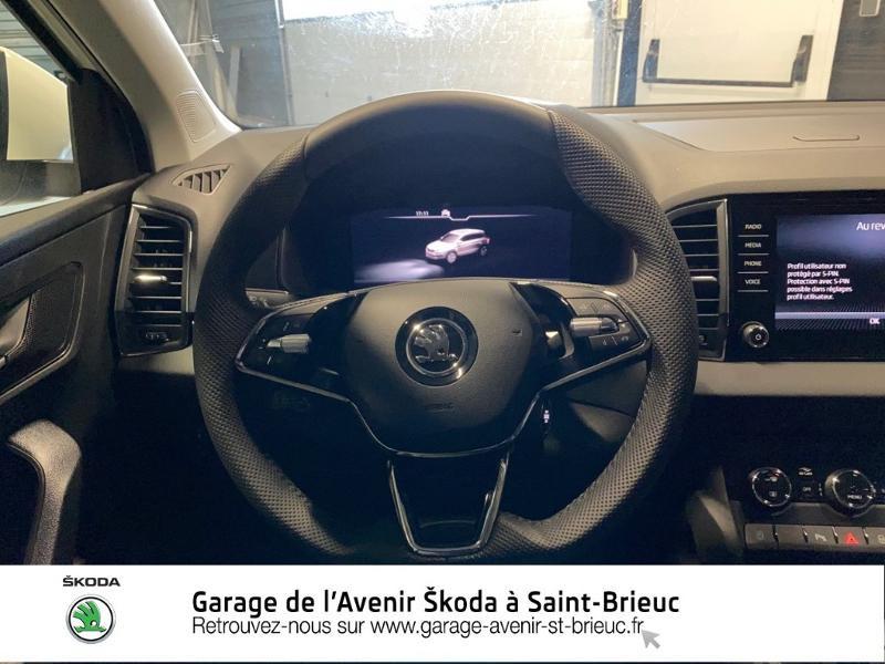 Photo 6 de l'offre de SKODA Karoq 1.6 TDI 116ch SCR Drive DSG Euro6d-T à 32490€ chez Garage de l'Avenir - SKODA Saint Brieuc