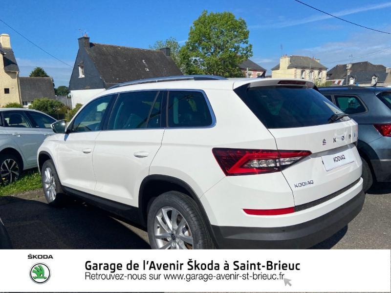 Photo 3 de l'offre de SKODA Kodiaq 2.0 TDI 150 SCR Style DSG Euro6ap 7 places à 37690€ chez Garage de l'Avenir - SKODA Saint Brieuc