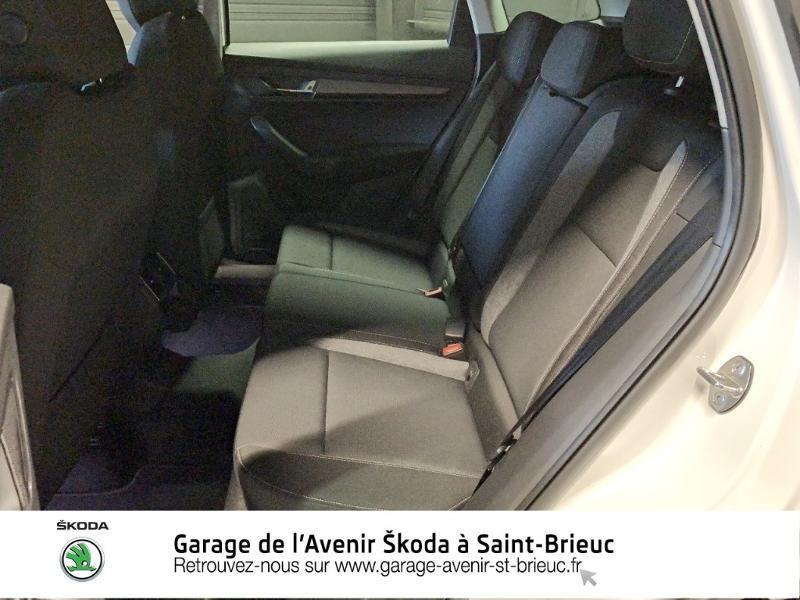 Photo 10 de l'offre de SKODA Karoq 1.6 TDI 116ch SCR Drive DSG Euro6d-T à 32490€ chez Garage de l'Avenir - SKODA Saint Brieuc