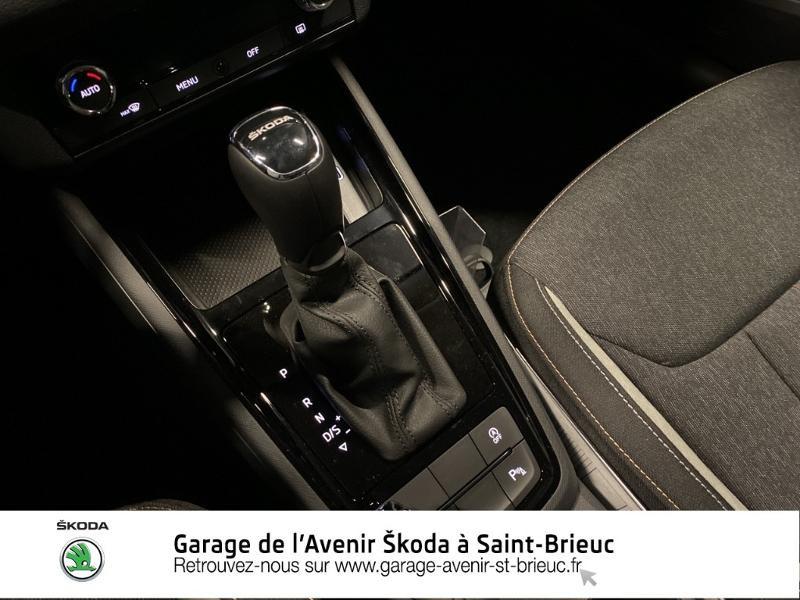 Photo 10 de l'offre de SKODA Scala 1.0 TSI 116ch Style DSG7 Euro6d-T EVAP à 22990€ chez Sélection Auto - Volkswagen Saint Brieuc