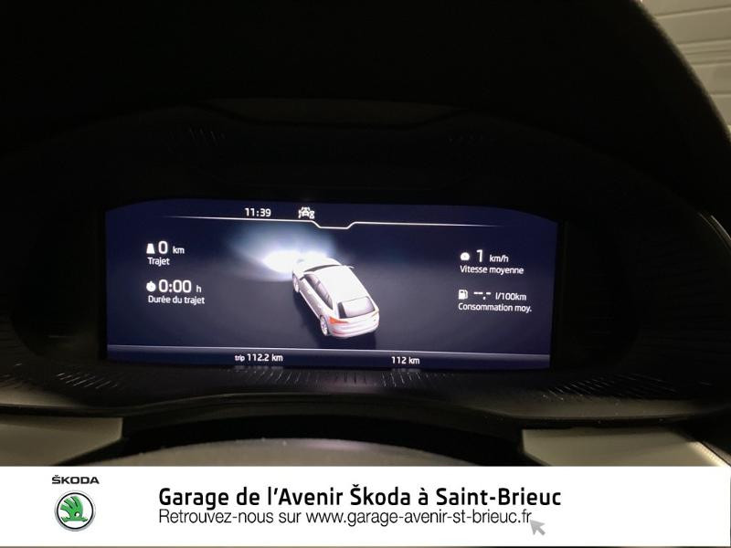 Photo 9 de l'offre de SKODA Scala 1.0 TSI 116ch Style DSG7 Euro6d-T EVAP à 22990€ chez Sélection Auto - Volkswagen Saint Brieuc