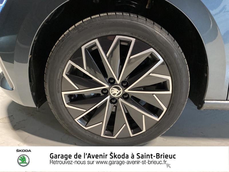 Photo 14 de l'offre de SKODA Scala 1.0 TSI 116ch Style DSG7 Euro6d-T EVAP à 22990€ chez Sélection Auto - Volkswagen Saint Brieuc