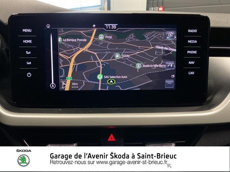 Photo 8 de l'offre de SKODA Scala 1.0 TSI 116ch Style DSG7 Euro6d-T EVAP à 22990€ chez Sélection Auto - Volkswagen Saint Brieuc