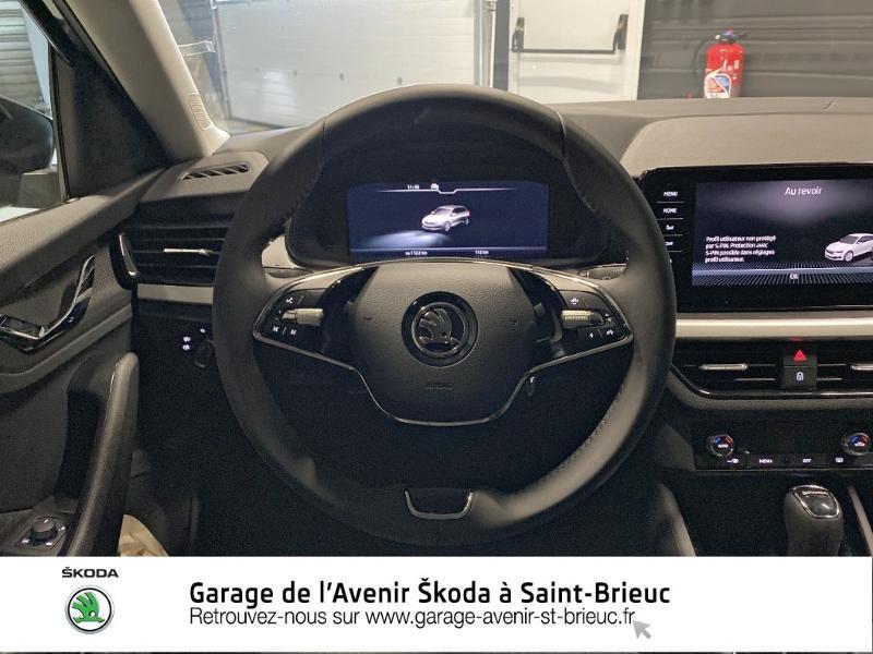 Photo 7 de l'offre de SKODA Scala 1.0 TSI 116ch Style DSG7 Euro6d-T EVAP à 22990€ chez Sélection Auto - Volkswagen Saint Brieuc