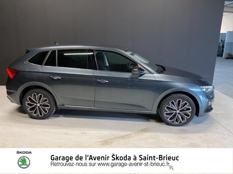 Photo 4 de l'offre de SKODA Scala 1.0 TSI 116ch Style DSG7 Euro6d-T EVAP à 22990€ chez Sélection Auto - Volkswagen Saint Brieuc