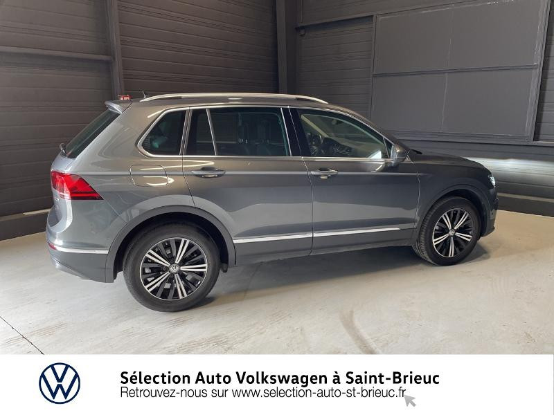 Photo 4 de l'offre de VOLKSWAGEN Tiguan 2.0 TDI 190ch Carat Exclusive 4Motion DSG7 à 33990€ chez Sélection Auto - Volkswagen Saint Brieuc