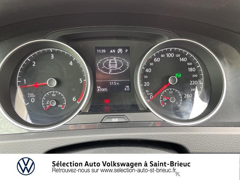 Photo 9 de l'offre de VOLKSWAGEN Golf 1.6 TDI 115ch FAP Confortline Business DSG7 5p à 16490€ chez Sélection Auto - Volkswagen Saint Brieuc