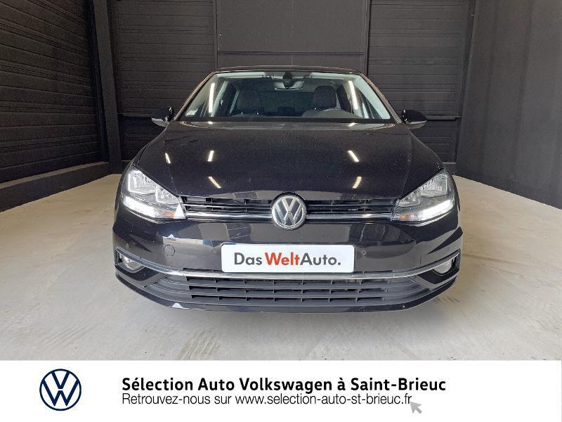 Photo 5 de l'offre de VOLKSWAGEN Golf 1.6 TDI 115ch FAP Confortline Business DSG7 5p à 16490€ chez Sélection Auto - Volkswagen Saint Brieuc