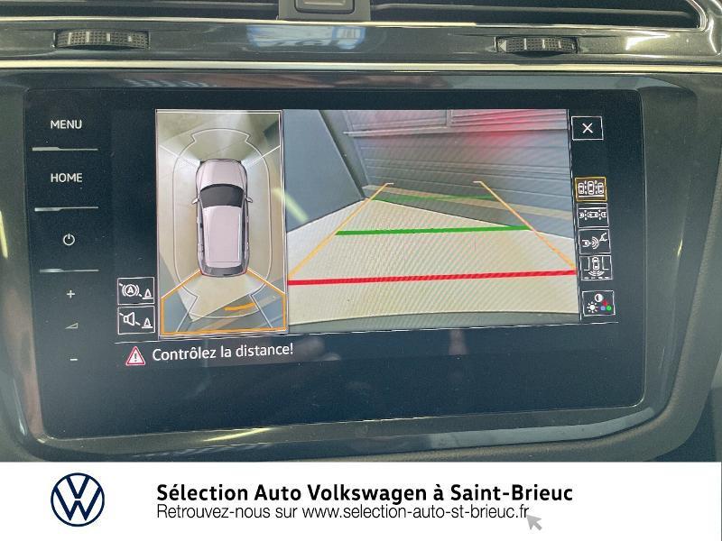 Photo 13 de l'offre de VOLKSWAGEN Tiguan 2.0 TDI 190ch Carat Exclusive 4Motion DSG7 à 33990€ chez Sélection Auto - Volkswagen Saint Brieuc