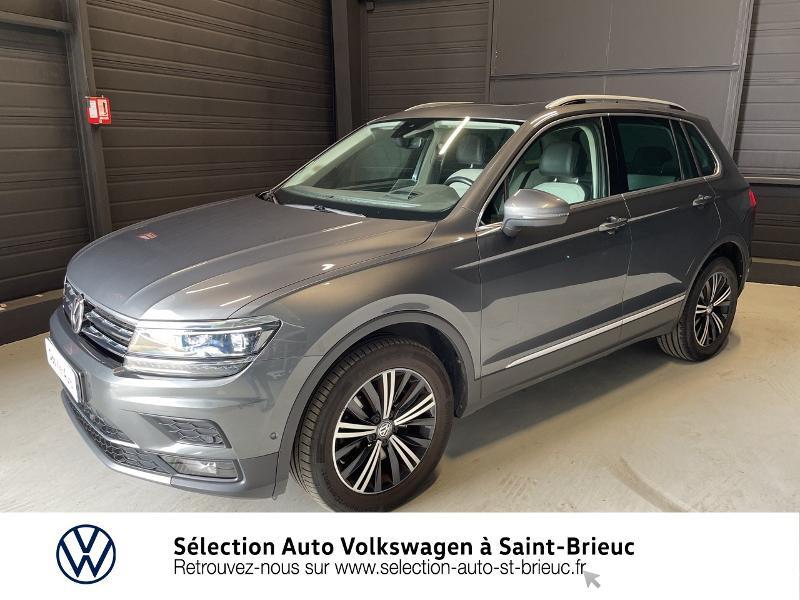 Photo 21 de l'offre de VOLKSWAGEN Tiguan 2.0 TDI 190ch Carat Exclusive 4Motion DSG7 à 33990€ chez Sélection Auto - Volkswagen Saint Brieuc