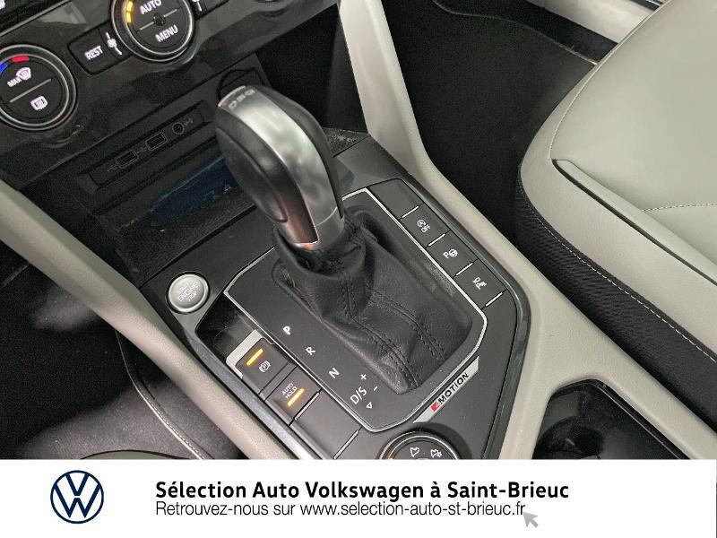 Photo 10 de l'offre de VOLKSWAGEN Tiguan 2.0 TDI 190ch Carat Exclusive 4Motion DSG7 à 33990€ chez Sélection Auto - Volkswagen Saint Brieuc