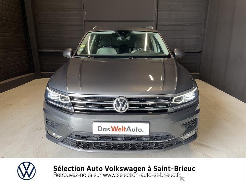 Photo 5 de l'offre de VOLKSWAGEN Tiguan 2.0 TDI 190ch Carat Exclusive 4Motion DSG7 à 33990€ chez Sélection Auto - Volkswagen Saint Brieuc
