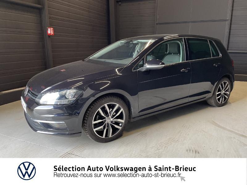 Photo 21 de l'offre de VOLKSWAGEN Golf 1.6 TDI 115ch FAP Confortline Business DSG7 5p à 16490€ chez Sélection Auto - Volkswagen Saint Brieuc