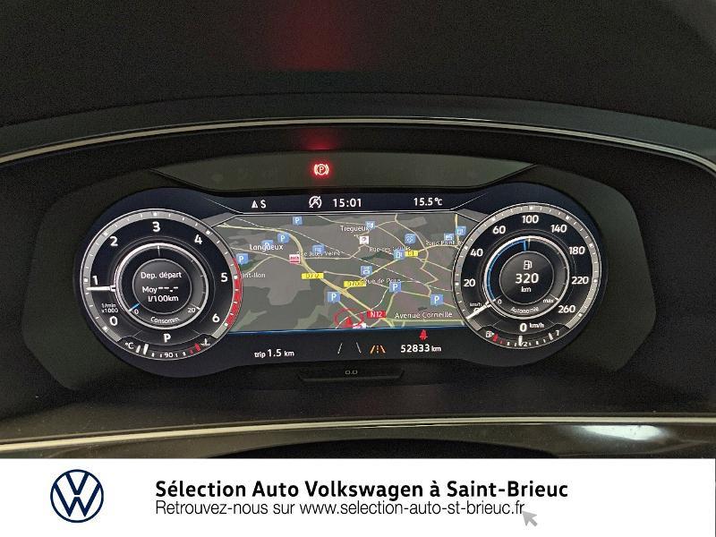 Photo 9 de l'offre de VOLKSWAGEN Tiguan 2.0 TDI 190ch Carat Exclusive 4Motion DSG7 à 33990€ chez Sélection Auto - Volkswagen Saint Brieuc