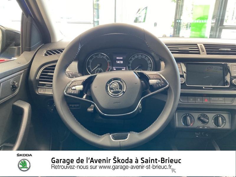 Photo 7 de l'offre de SKODA Fabia 1.0 MPI 60ch Drive 125 ans Euro6d-T 3cv à 12990€ chez Sélection Auto - Volkswagen Saint Brieuc