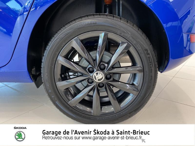 Photo 15 de l'offre de SKODA Fabia 1.0 MPI 60ch Drive 125 ans Euro6d-T 3cv à 12990€ chez Sélection Auto - Volkswagen Saint Brieuc