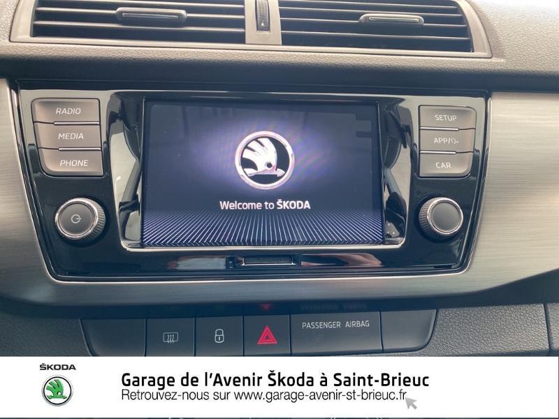Photo 8 de l'offre de SKODA Fabia 1.0 MPI 60ch Drive 125 ans Euro6d-T 3cv à 12990€ chez Sélection Auto - Volkswagen Saint Brieuc