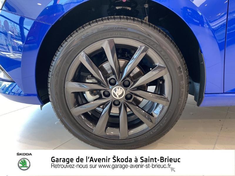 Photo 16 de l'offre de SKODA Fabia 1.0 MPI 60ch Drive 125 ans Euro6d-T 3cv à 12990€ chez Sélection Auto - Volkswagen Saint Brieuc