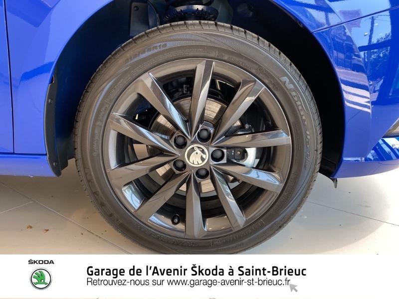 Photo 14 de l'offre de SKODA Fabia 1.0 MPI 60ch Drive 125 ans Euro6d-T 3cv à 12990€ chez Sélection Auto - Volkswagen Saint Brieuc
