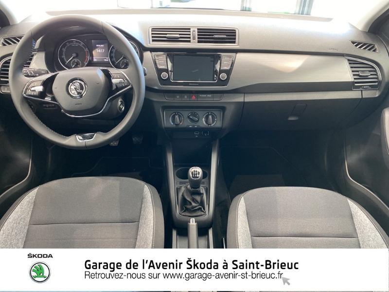 Photo 6 de l'offre de SKODA Fabia 1.0 MPI 60ch Drive 125 ans Euro6d-T 3cv à 12990€ chez Sélection Auto - Volkswagen Saint Brieuc