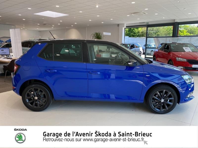 Photo 4 de l'offre de SKODA Fabia 1.0 MPI 60ch Drive 125 ans Euro6d-T 3cv à 12990€ chez Sélection Auto - Volkswagen Saint Brieuc