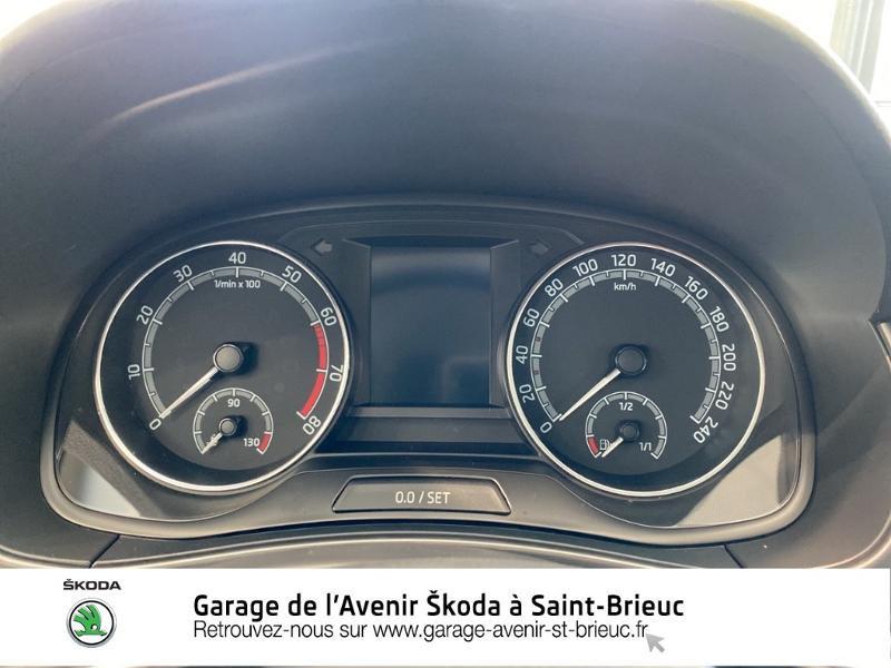 Photo 9 de l'offre de SKODA Fabia 1.0 MPI 60ch Drive 125 ans Euro6d-T 3cv à 12990€ chez Sélection Auto - Volkswagen Saint Brieuc
