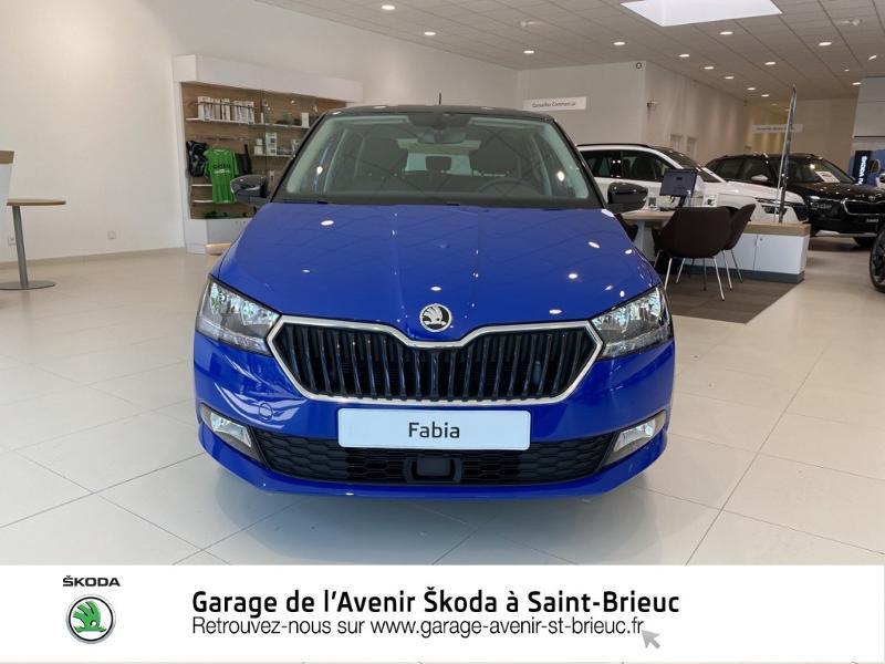 Photo 5 de l'offre de SKODA Fabia 1.0 MPI 60ch Drive 125 ans Euro6d-T 3cv à 12990€ chez Sélection Auto - Volkswagen Saint Brieuc