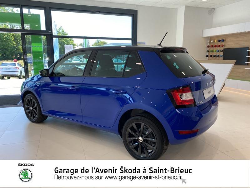 Photo 3 de l'offre de SKODA Fabia 1.0 MPI 60ch Drive 125 ans Euro6d-T 3cv à 12990€ chez Sélection Auto - Volkswagen Saint Brieuc