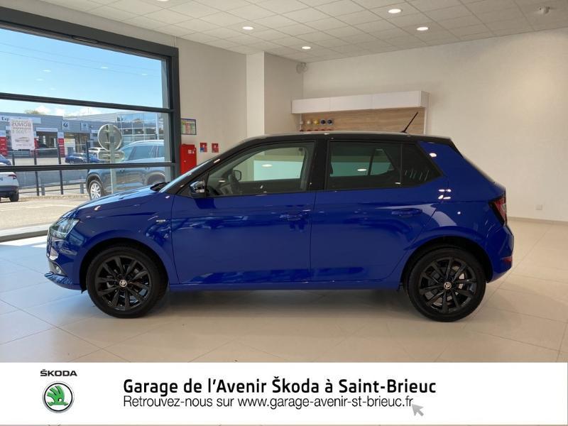 Photo 2 de l'offre de SKODA Fabia 1.0 MPI 60ch Drive 125 ans Euro6d-T 3cv à 12990€ chez Sélection Auto - Volkswagen Saint Brieuc