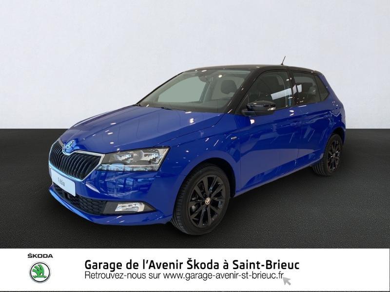 Photo 1 de l'offre de SKODA Fabia 1.0 MPI 60ch Drive 125 ans Euro6d-T 3cv à 12990€ chez Sélection Auto - Volkswagen Saint Brieuc